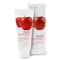 Крем для рук с яблоком 3W Clinic Apple Hand Cream