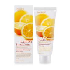 Крем для рук с лимоном 3W Clinic Lemon Hand Cream