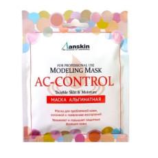 Альгинатная маска для проблемной кожи, против акне Anskin AC-Control Modeling Mask