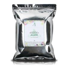 Альгинатная маска с экстрактом алое с успокаивающим эффектом Anskin Aloe Modeling Mask