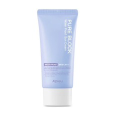 Водостойкий солнцезащитный крем Apieu Pure Block Water Proof Sun Cream