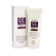 СС крем с шелковым покрытием Aspasia Silk Veil Magic CC Cream