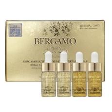 Сыворотка с золотом Bergamo Luxury Gold Ampoule