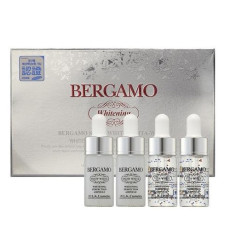 Сыворотка для лица осветляющая Bergamo Whitening Ampoule