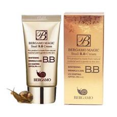 ББ крем с улиткой Bergamo Magic Snail BB Cream