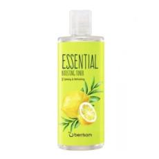 Тонер для проблемной кожи с маслом чайного дерева+лимон Berrisom Essential Boosting Toner - Lemon