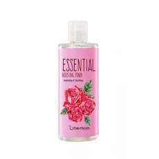 Тонер для уставшей кожи с розой Berrisom Essential Boosting Toner - Rose