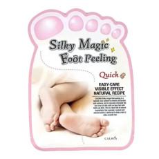 Пилинг носочки отшелушивающие Calmia Silky Magic Foot Peeling