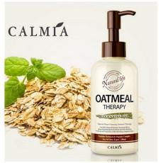 Очищающее гидрофильное масло с маслом овса Calmia Oatmeal Therapy Cleansing Oil