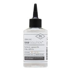 Успокаивающая сыворотка для волос и кожи Ceraclinic Raw Solution Panthenol, aqeous 5%