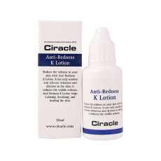 Лосьон против купероза для чувствительной кожи лица Ciracle Anti-Redness K Lotion