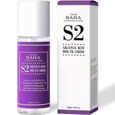 Эссенция-тонер для лечения акне и сужения пор Cos De Baha S2 Salicylic Acid BHA 2% Liquid