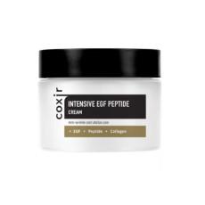 Крем для лица с EGF, пептидами и коллагеном Coxir Intensive EGF Peptide Cream