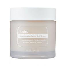 Антиоксидантный гель-крем для лица Dear Klairs Fundamental Water Gel Cream
