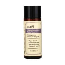 Тонер для лица с фито-олиго комплексом Dear Klairs Supple Preparation Facial Toner, 30 ml