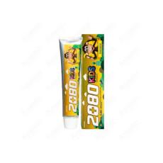 Зубная паста детская со вкусом банана Dental Clinic 2080 - Kids Toothpaste Banana