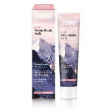 Зубная паста с розовой гималайской солью Dental Clinic 2080 Pure Pink Mountain Salt Fresh Mint