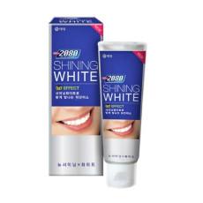 "Зубная паста отбеливающая ""Сияющая белизна"" Dental Clinic 2080 Shining White Toothpaste"