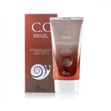 СС крем с улиткой Ekel Snail CC Cream