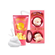 Пенка для умывания тонизирующая Elizavecca Clean Piggy Pink Energy Foam Cleansing