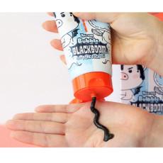 Очищающая пенная маска с углем Elizavecca Hell-Pore Bubble BlackBoom Pore Pack Charcoal