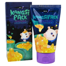 Очищающая маска с золотым порошком Elizavecca Milky Piggy Kangsi Pack