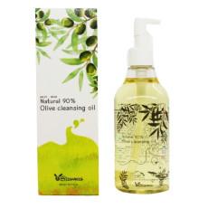 Гидрофильное масло с оливой Elizavecca Natural 90% Olive Cleansing Oil