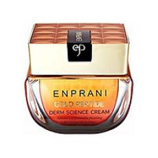 Антивозрастной крем золотом и пептидами Enprani Gold Peptide Derm Science Cream