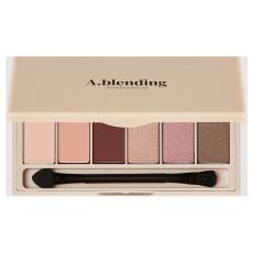 Тени для век Esthetic House A.Blending Pro Eyeshadow Palette - Nude Beach