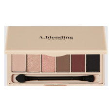 Тени для век Esthetic House A.Blending Pro Eyeshadow Palette - Nude Glow