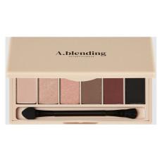 Тени для век Esthetic House A.Blending Pro Eyeshadow Palette - Nude Temptation