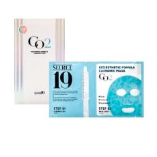 Набор для карбокситерапии Esthetic House CO2 Esthetic Formula Carbonic Mask