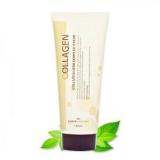 Крем для лица с коллагеном Esthetic House Collagen Herb Complex Cream