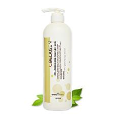 Тонер для лица с коллагеном Esthetic House Collagen Herb Complex Skin