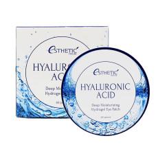 Глубокоувлажняющие гидрогелевые патчи с гиалуроновой кислотой Esthetic House Hyaluronic Acid Hydrogel Eye Patch