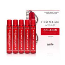 Сыворотка для эластичности кожи с коллагеном Eyenlip First Magic Ampoule Collagen