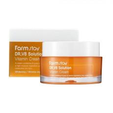 Витаминный крем для лица Farm Stay DR.V8 Solution Vitamin Cream