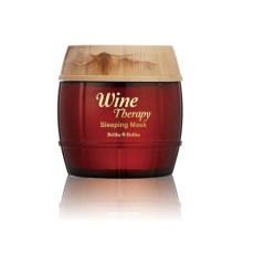 Ночная маска с красным вином для упругости кожи Holika Holika Wine Therapy Sleeping Mask Red Wine