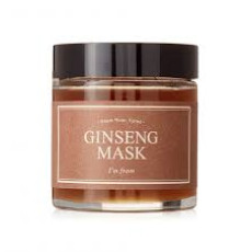 Антивозрастная маска с женьшенем I'm From Ginseng Mask