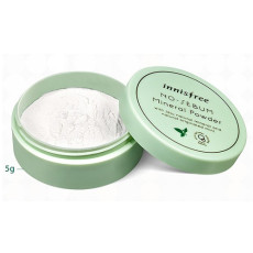 Минеральная суперматирующая прозрачная рассыпчатая пудра Innisfree No Sebum Mineral Powder