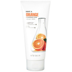 Пенка с апельсином для тусклой кожи It's Skin Have a Orange Cleansing Foam