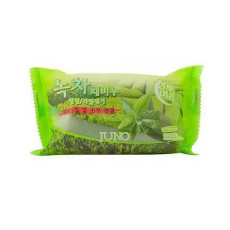 Мыло зеленый чай Juno Peeling Soap - Green Tea