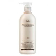 Органический шампунь с экстрактами и эфирными маслами Lador TripleX 3 Natural Shampoo