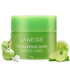 Бальзам - ночная маска для губ яблоко лайм Laneige Lip sleeping mask - Apple Lime