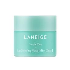 Бальзам - ночная маска для губ мята шоколад Laneige Lip sleeping mask - Mint Choco