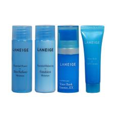 Набор для увлажнения кожи Laneige Moisture Trial Kit (4 items)