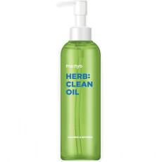 Гидрофильное масло на основе комплекса трав Manyo Herbgreen Cleansing Oil
