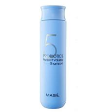 Шампунь для объема волос с пробиотиками Masil 5 Probiotics Perfect Volume Shampoo