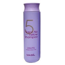 Шампунь против желтизны для светлых волос Masil 5 Salon No Yellow Shampoo