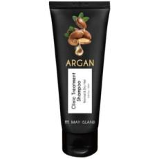 Восстанавливающий шампунь с маслом арганы May Island Argan Clinic Treatment Shampoo